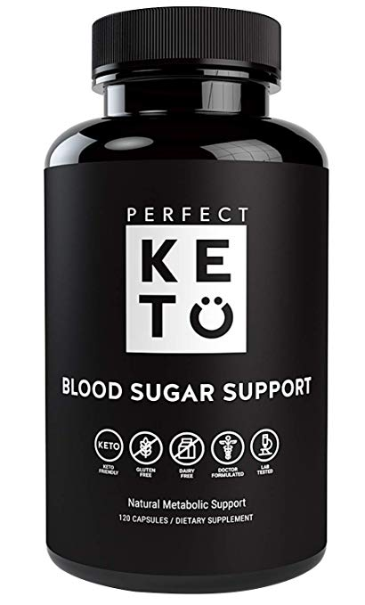 Perfect Keto Blood Sugar Support Capsules [REVIEW] For